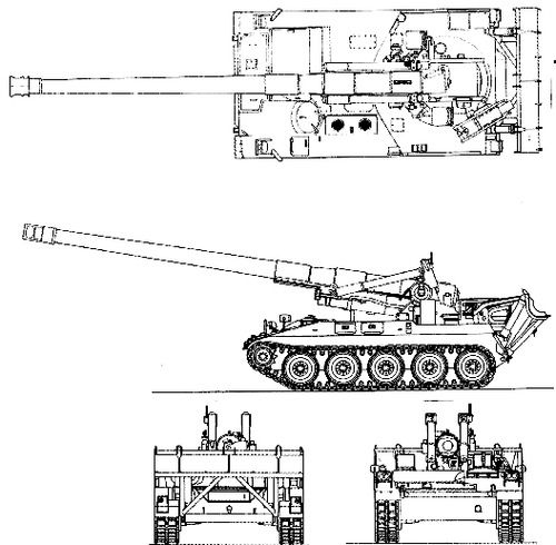M110A2 203mm SPG [LIMITED to 500px]